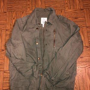 Cargo Green Jacket